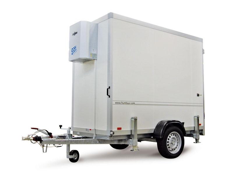 5330 humbaur cooltrailer remorque frigorifique for Remorque chambre froide