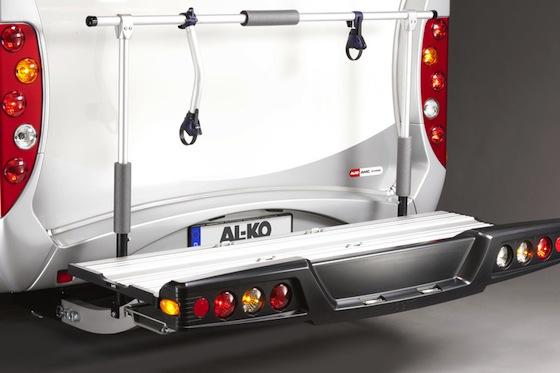 porte charges alko pour camping car back pack franssen. Black Bedroom Furniture Sets. Home Design Ideas