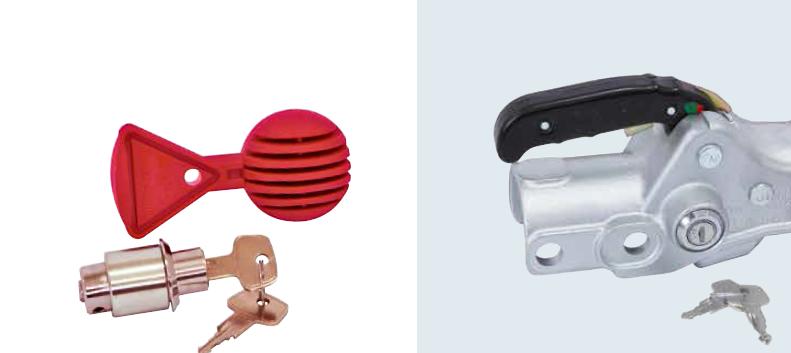 1222692 serrure plus avec safety ball pour t tes al ko. Black Bedroom Furniture Sets. Home Design Ideas