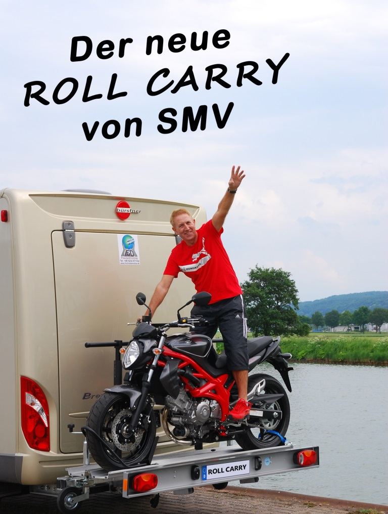 Roll carry porte moto franssen vente d 39 attelages et for Porte u moto